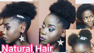 Download Kubana NYWELE NATURAL | Bila GEL(Mitindo 5) | Wash n Go Hairstyles for 4C hair. Video