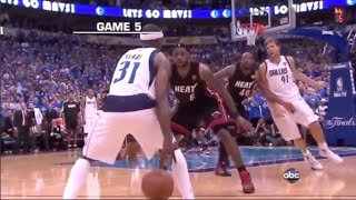 Download Jason Terry Exposes LeBron's Overrated Defense - 2011 NBA Finals Video