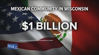 Download Latino Wisconsinites have big impact on economy Video