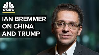 Download China Doesn't Know How To Manage Trump: Ian Bremmer Video