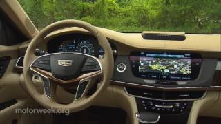 Download MotorWeek | Road Test: 2016 Cadillac CT6 Video
