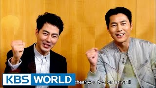 Download Interview Movie ″The King″ : Jung Woosung, Zo Insung[Entertainment Weekly / 2017.01.23] Video