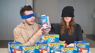 Download MYSTERY POPTART CHALLENGE! Video