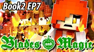 Download The Isolation Magic - Blades and Magic Book 2 EP7 - Minecraft Roleplay Video
