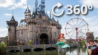 Download 360º Banksy Dismaland Tour - Very Dismal 4K Video
