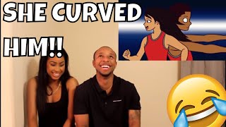 Download SHE CHOSE HIM OVER ME (Animated Story) - REACTION!! Video