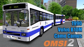Download OMSI 2 - 1990 Volvo B10M Camo Camus V1 Video