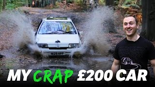 Download I Bought The Best Crap Car For £200 Video