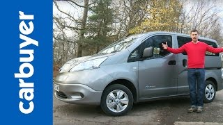 Download Nissan e-NV200 Combi in-depth review - Carbuyer Video
