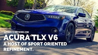 Download 2018 Acura TLX V6 A Spec | Beauty Shots. Video