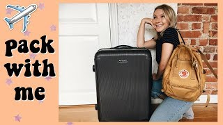 Download PACK WITH ME: SUITCASE & CARRY ON ♡ Rebecca Ellie Video