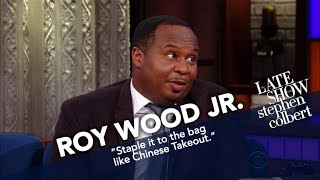 Download Roy Wood Jr. Casts Doubt On Trump's Claim That 'Black People Love Me' Video