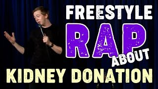 Download Comedian ROASTS someone who needs a kidney! - TWBFR #20 Video