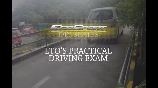 Download LTO Practical Driving Test Demo How to Pass Video