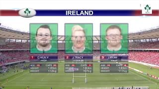 Download Irish Rugby TV: Japan v Ireland - Second Test Match Highlights Video