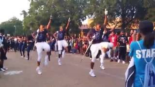 Download 2016 Thee Merge - Jackson State Sonic Boom of the South ″DRUM MAJORS″ - the BEST DM of ALL SCHOOLS Video