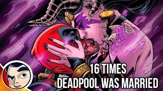 Download 16 Times Deadpool Was Married Video