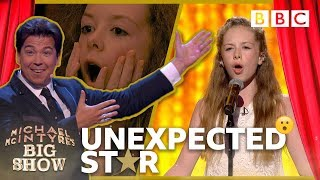 Download Unexpected Star: 12 year old Brooke - Michael McIntyre's Big Show: Series 2 Episode 2 - BBC One Video