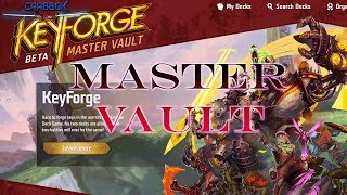Download KeyForge - How to Use the Master Vault, and What Happens when you get 3 Keys Video