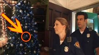 Download Police Go To Wrong Address. Shocked To See What Was Hidden On Christmas Tree Video