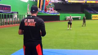 Download Marlins video: Jose Fernandez throwing session (Oct. 3, 2014) Video