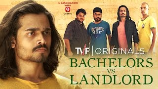 Download TVF Bachelors | S01E02 - Bachelors vs Landlord ft. BB ki Vines Video