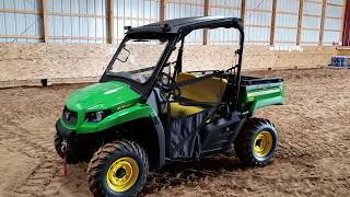 Download Introducing New 2018 John Deere XUV 590M Gator Video