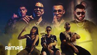 Download Mi Llamada RMX - Lyanno, Rauw Alejandro, Lunay, Alex Rose, Cazzu, Eladio Carrion, Lenny Tavarez Video