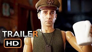 Download WELCOME TO MARWEN Official Trailer 2 (2018) Steve Carell Drama Movie HD Video