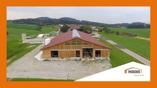 Download Landwirtschaftliche Stallungen von Haas Fertigbau Video