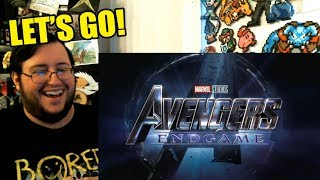 Download Gors ″ Marvel Studios' Avengers END GAME″ Official Trailer REACTION (AWWWW YEAH!!!) Video
