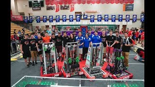 Download 2018 FRC Team 195 IRI recap Video