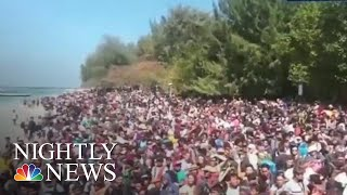 Download Earthquake Leaves Dozens Dead In Indonesia   NBC Nightly News Video