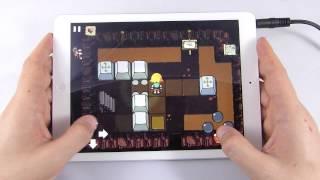 Download Ittle Dew (Action Adventure, iPad Air Gameplay) Video