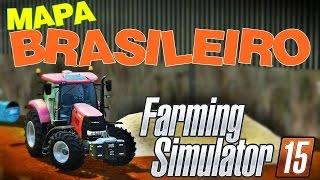 Download Farming Simulator 2015 - Mapa Brasileiro Região Sul do Paraná Video