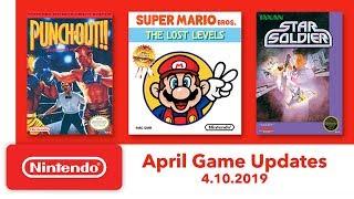 Download Nintendo Entertainment System - April Game Updates - Nintendo Switch Online Video