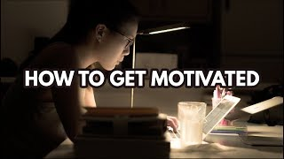 Download HOW TO GET & STAY MOTIVATED-Self Motivation Video