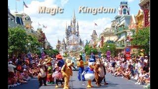 Download Magic Kingdom 2018 Tour and Overview | Walt Disney World Orlando Family Fun! Video