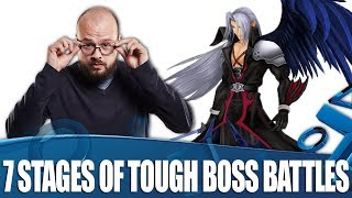 Download 7 Stages Everyone Goes Through During Tough Boss Battles Video