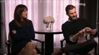 Download Jamie Dornan and Dakota Johnson Funny Moments (Original) Video