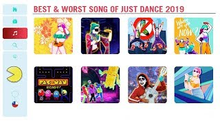 Download From the WORST to the BEST - EVERY song of Just Dance 2019! Video