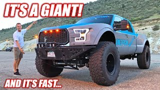 Download Meet the F-350 MEGA-RAPTOR! (Caution: Puts All Other Ford Raptors To Shame) Video