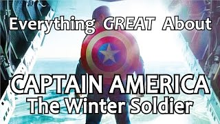 Download Everything GREAT About Captain America: The Winter Soldier! Video