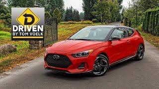 Download Driven- 2019 Hyundai Veloster Turbo Ultimate Video