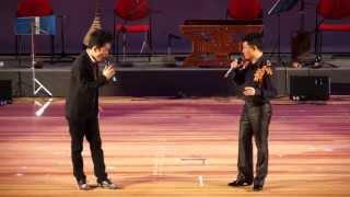 Download QUÊ NHÀ nhac Trần Tiến : Trình diễn Ca Sĩ Tùng Dương và Quang Linh Video