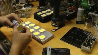 Download 1kW water cooled LED build - Part 1 Video