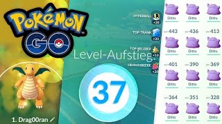 Download Level 37, WP 3500+ Dragoran & 9.500.000 EP | Pokémon GO Deutsch #130 Video