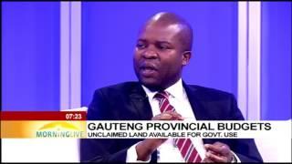 Download Gauteng provincial budgets Video