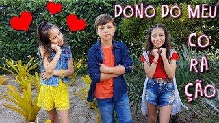 Download DONO DO MEU CORAÇÃO - CLIPE OFICIAL - PLANETA DAS GÊMEAS Video