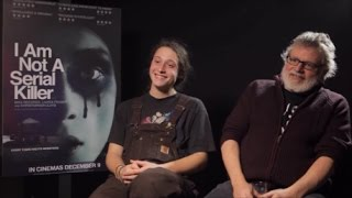 Download Geek Ireland Interviews I am Not a Serial Killer star Max Records and director Billy O'Brien Video